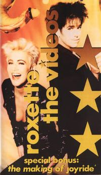 Cover Roxette - The Videos [DVD]
